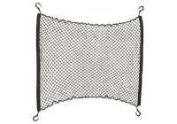 Trunk net Spider 90x90cm Incl. Brackets