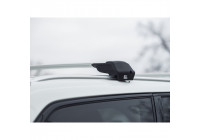 Mont Blanc Roof rack set Xplore ReadyFit 204 for cars with integrated roof rails