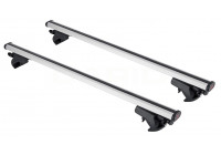 G3 Easy System roof bars aluminum 110