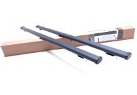 G3 roof racks open roof rails Basic 122 cm