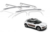 Original roof bars Citroen C4 Cactus