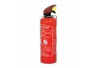 Fire extinguisher 1kg incl Belgium Standard 2024