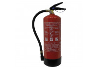 Fire extinguisher 6kg Belgian standard (vehicles)