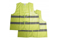 Safety vest duopack Senior