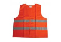 Safety vest Oxford orange XL