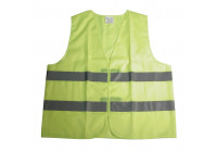 Safety vest Oxford yellow XL