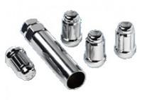AutoStyle lock nut set M12x1.50 - 6-Spline