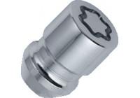 McGard lock nuts set M12x1.50