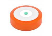 Warning disk 16 + 8LED orange