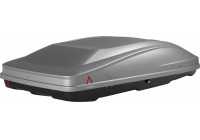 G3 roof box Spark 520 Eco gray metallic