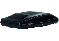 G3 roof box Spark 520 Matt Black Premium Assembly