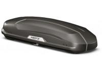 Hapro roof box Trivor 640 Supermatt Anthracite