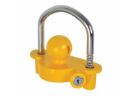 Draw lock + cylinder lock 50mm