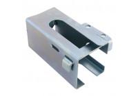 Drawbar lock model