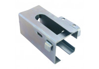 Drawbar lock model