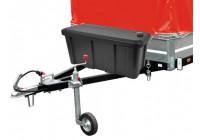 Trailer storage box Dissel 25L