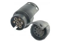 Adapter plug 7 pole - 13 pole Jeager