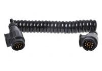 Spiral cable 12 Volt 13-pole