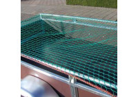 Trailer net 300x600cm with elastic edge