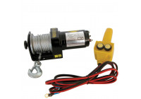 Electric winch 12V 1000kg 15 meters