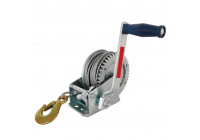 Hand winch 545kg 20m cable