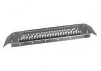OPENING PLATE - 80 x 23 cm - MAX. LOAD 200 kg