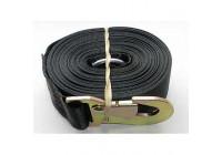 Universal winch belt 8.5 m 50 mm wide