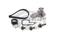 Vattenpump + kamremsats PowerGrip® KP15669XS Gates