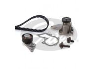 Vattenpump + kamremsats PowerGrip® KP25433XS-1 Gates