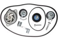 Vattenpump + kamremsats PowerGrip® KP25565XS-1 Gates