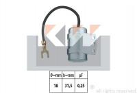 Kondensator, tändningssystem Made in Italy - OE Equivalent