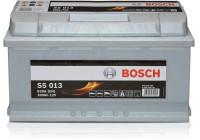 Bosch S5 013 Silver Accu 100 Ah