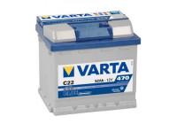 Varta Accu Blue Dynamic C22 52 Ah