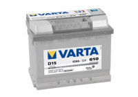 Varta Accu Silver Dynamic D15 63 Ah