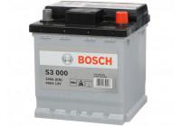 Bosch S3 000 Black Accu 40 Ah