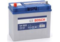 Bosch S4 022 Blue Accu 45 Ah