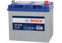 Bosch S4 024 Blue Accu 60 Ah