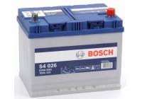 Bosch S4 026 Blue Accu 70 Ah