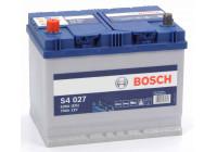 Bosch S4 027 Blue Accu 70 Ah