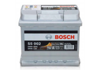 Bosch S5 002 Silver Accu 54 Ah