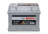 Bosch S5 004 Silver Accu 61 Ah