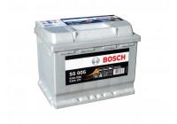 Bosch S5 005 Silver Accu 63 Ah