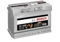 Bosch S5 A08 Silver Accu 70 Ah