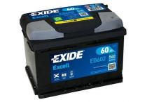 Exide Accu Excell EB602 60 Ah
