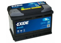 Exide Accu Excell EB741 74 Ah