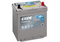 Exide Accu Premium EA406 40Ah 350A