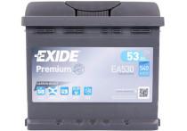 Exide Accu Premium EA530 53 Ah
