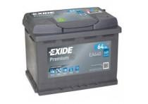 Exide Accu Premium EA640 64 Ah