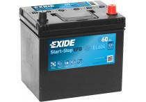 Exide Accu Start-Stop EFB EL604 60 Ah