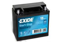 Exide Start-Stop Auxiliary EK151 15 Ah